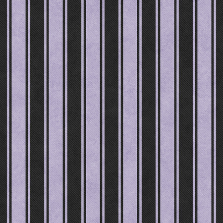 repeats: Purple and Black Striped Tile Pattern Repeat Background that is seamless and repeats Stock Photo