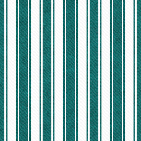 Teal and White Striped Tile Pattern Repeat Background that is seamless and repeats Zdjęcie Seryjne - 50511551