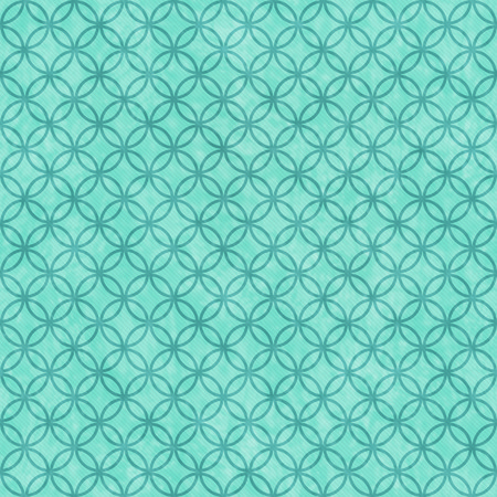 circle pattern: Teal Circles Tile Pattern Repeat Background that is seamless and repeats