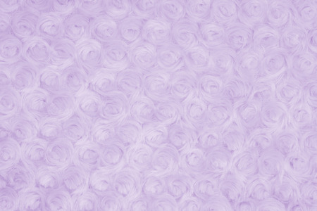 Pale purple rose plush fabric background with muted mix of shades to provide copy-space for your message Imagens
