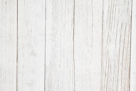 Verweerde whitewash getextureerde houten achtergrond met kopieerruimte voor uw bericht of om als textuur te gebruiken