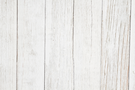 Weathered whitewash textured wood background with copy space for your message or to use as a texture