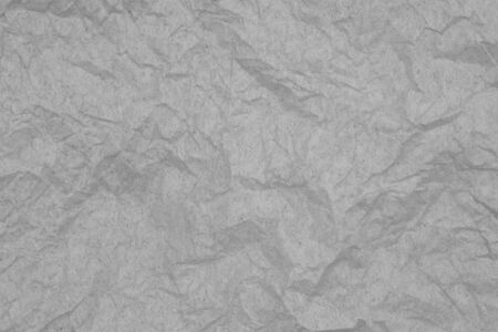 Gray textured wrinkled paper material for a background or texture for your images or text