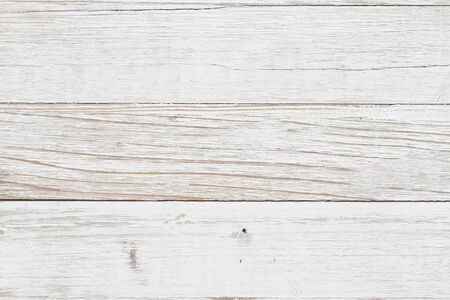 Weathered whitewash wood textured material background with copy space for your message