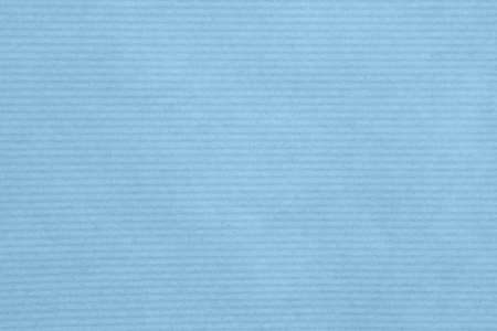 Pale blue plush lined fabric background with copy space for message or use as a texture