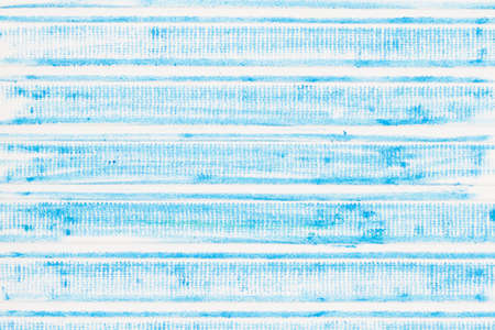 Blue textured cardstock paper closeup background with copy space for message or use as a texture