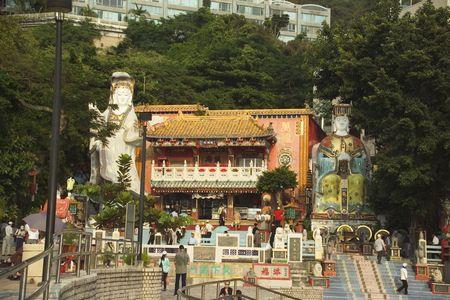 Statue Park in Hong Kongs Repulse Bay