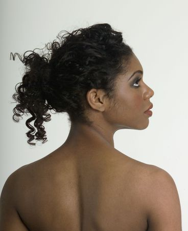Beautiful naked woman Stock Photo - 275005