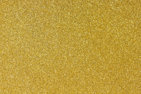 shiny gold: Background filled with shiny gold glitter Stock Photo