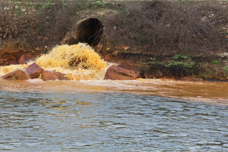 pollution water: Pollution of Water  Chemical and Biological Contamination  Eco Disaster