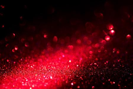 Resumen Antecedentes y festivo con Círculos borrosa. De centró luces borrosas. Foto de archivo - 47198220