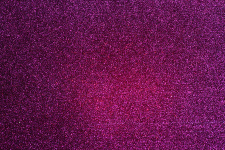 Abstract and Festive Background Filled with Shiny Violet Glitter. Banco de Imagens