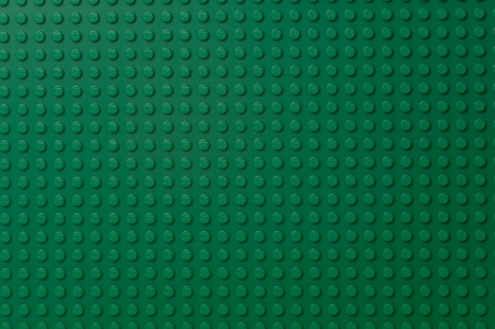Lego green baseplate Editorial