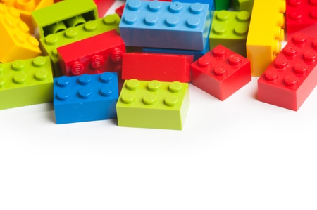 Lego blocks. The Lego toys were originally designed in the 1940s in Denmark and have achieved an international appeal. Publikacyjne