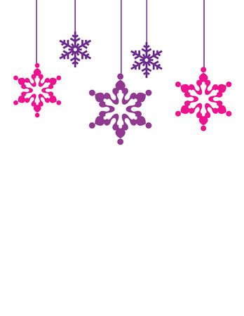 christmas background with place for your text Illustration