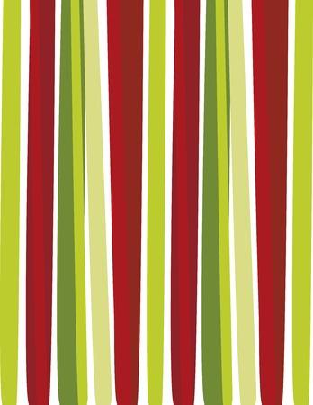 christmas pattern: Christmas stripes background vector illustration Illustration