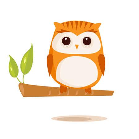 fable: cartoon owl
