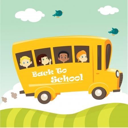 had: School bus
