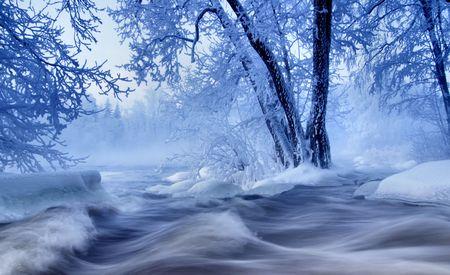 winter wonderland: Winter wonderland Archivio Fotografico