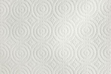Hintergrund-Beschaffenheit von einem Papiertuch mit Kreisen und Diamanten