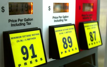 octane: Gas prices at the pump