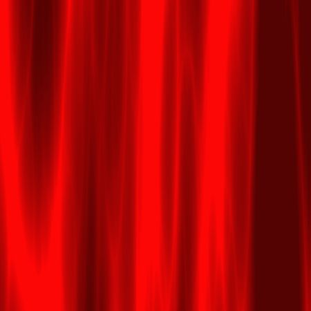Illustration resembling a red curtain suitable for a background or texture