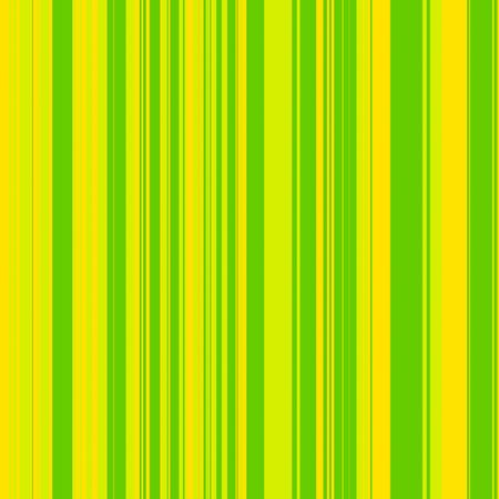 Striped pattern in a variety of greens and yellows for use as a background Foto de archivo