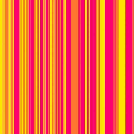 レトロなピンク、オレンジ、黄色、背景として使用するために縞模様 写真素材