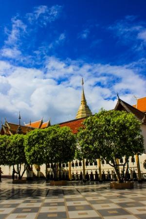 doi: Wat Phrathat Doi Suthep a Chiang Mai