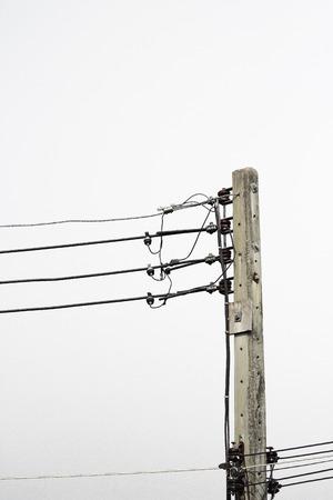 electricity post 스톡 콘텐츠