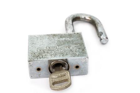 master: old master key Stock Photo
