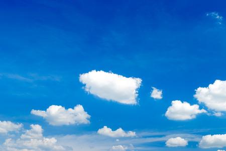 nimbi: blue sky and cloudy ,background photo stock