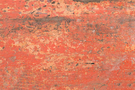 close up background of orane rusty surface of material