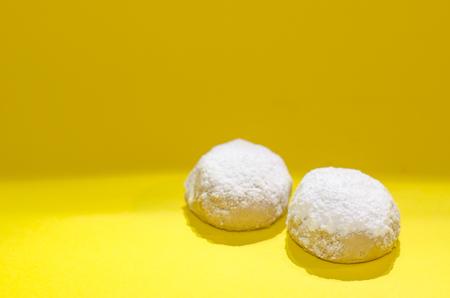 Kahk feast Kahk El Eid - Translation : Cookies of El Fitr Feast, eid al fitr, eid mubarak Stock Photo