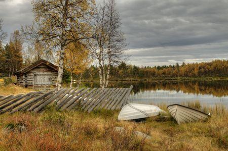 Furusjoen lake