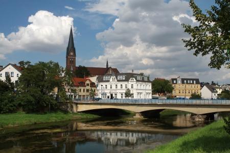 bode: Bode bridge in Stassfurt Editorial