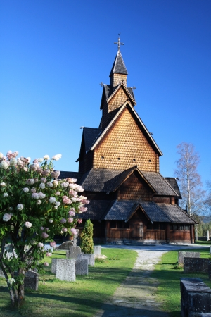 stave: Stave Church Heddal