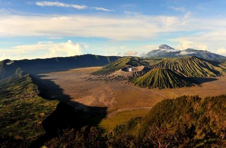 mystic place: Volcano Landscape