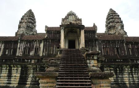 Pagoda of Angkor Wat Temple, Cambodia
