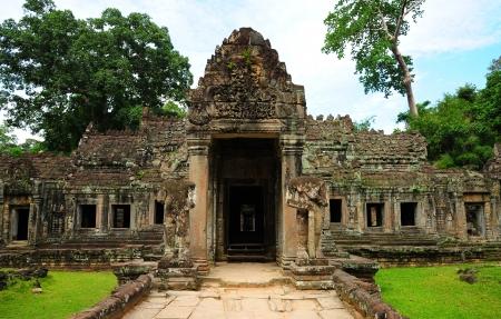 khan: Preah Khan Temple, Cambodia