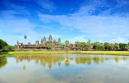 Angkor Wat Temple, Cambodia photo