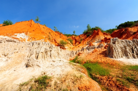 Red Limestone Quarry photo