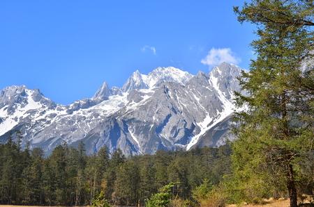 Alpine Mountain Peak photo
