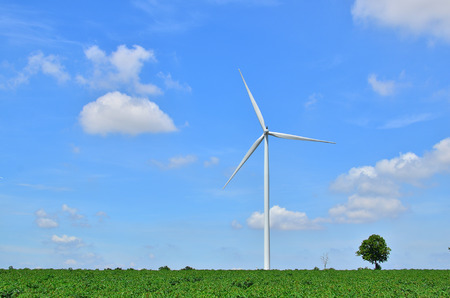 Wind Turbine Generators photo