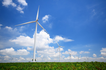 Wind Turbine Energy Converter photo