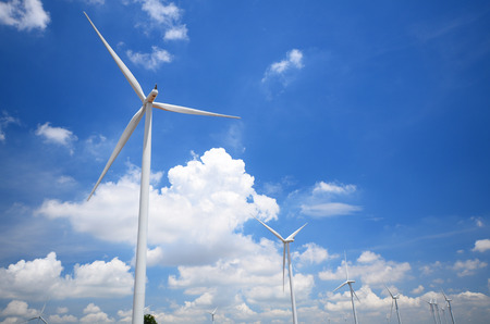 Wind Turbine Energy Converters photo