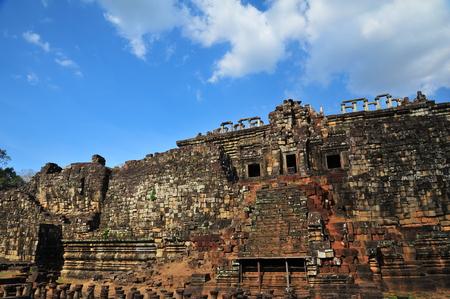 thom: Baphuon Temple of Angkor Thom Cambodia