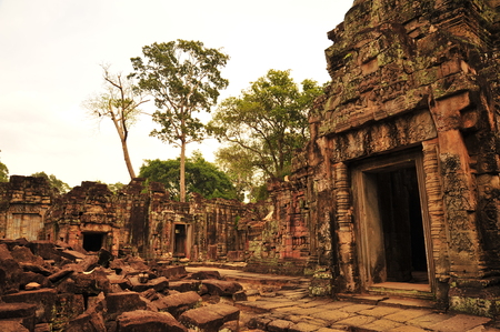khan: Preah Khan Temple of Cambodia
