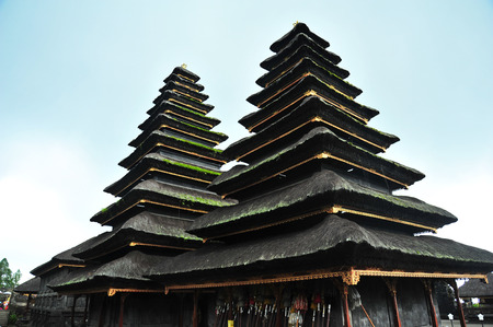 danu: Pura Ulun Danu Temple at Bali Island, Indonesia