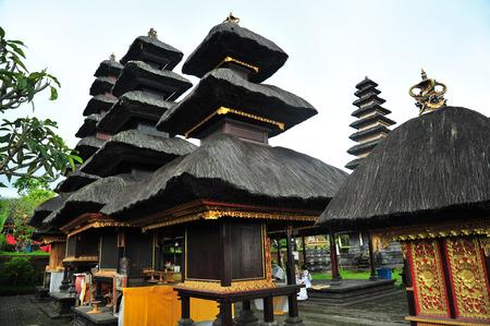 ulun: Pura Ulun Danu Temple at Bali Island, Indonesia